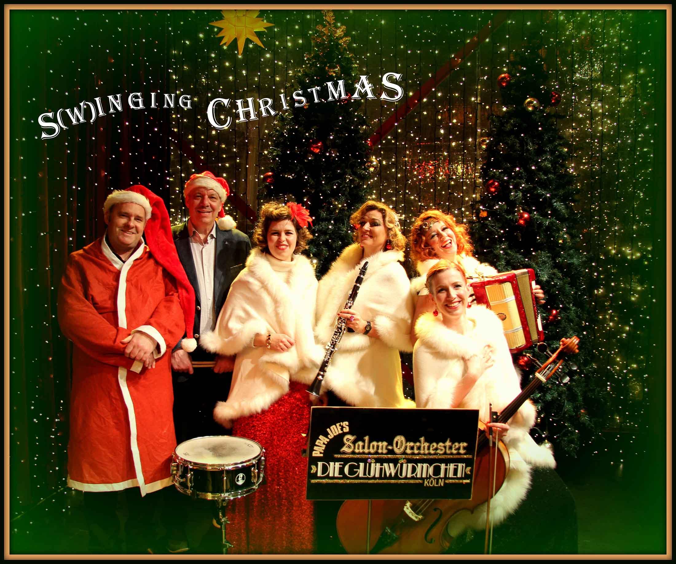 S(w)inging Christmas
